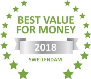 Sleeping-OUT's Guest Satisfaction Award Swellendam 2018